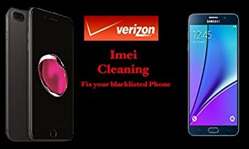 Verizon Wireless USA IMEI Cleaning Service for All Mobile Phones - All IMEI's and Models Supported (Except Fraud) - WE CAN MAKE IT HAPPEN FOR YOU