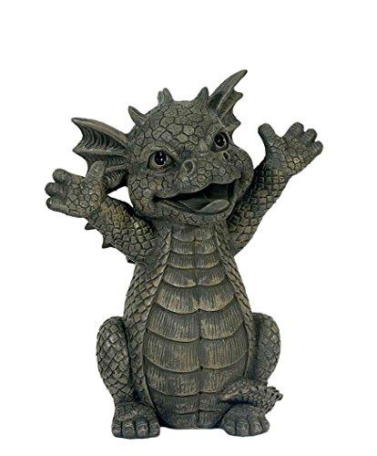 Figure de jardin Dragon \