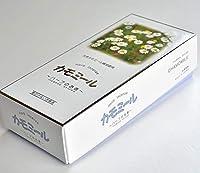 奥野晴明堂 ハーブのお香「カモミール」中バラ カモミール精油配合 実用線香 御供 線香 ハーブ アロマ
