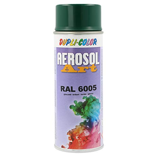 Duplicolor 722615 Aerosol Art RAL 6005 Brillant 400ml