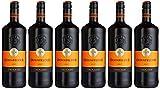 HXM Dornfelder Trocken Qualitätswein Rheinhessen (6 x 1 l)
