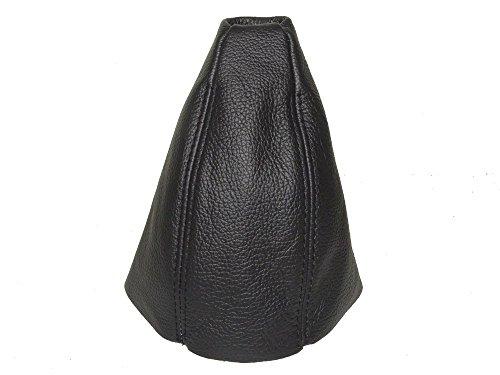Für Mercedes W1241985–1995Schaltsack schwarz Italienisches Leder