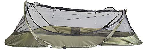 USGI Industries Biwy Zelt Schlafnetz System für Outdoor, Camping, Zuhause und fliegende Insektenschutz, OD Green