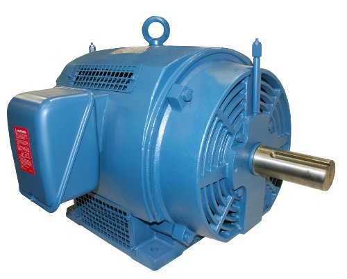 A.O. Smith T35028E 2 HP, 1800 RPM, 230/460 Volts, 145T Frame, ODP Enclosure General Purpose Three Phase Motor