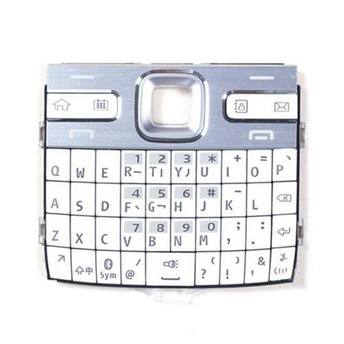 Nokia Spare Tastiere del Telefono Cellulare Custodia con Pulsanti di Menu/premere i Tasti per Nokia E72 Nokia Spare 1