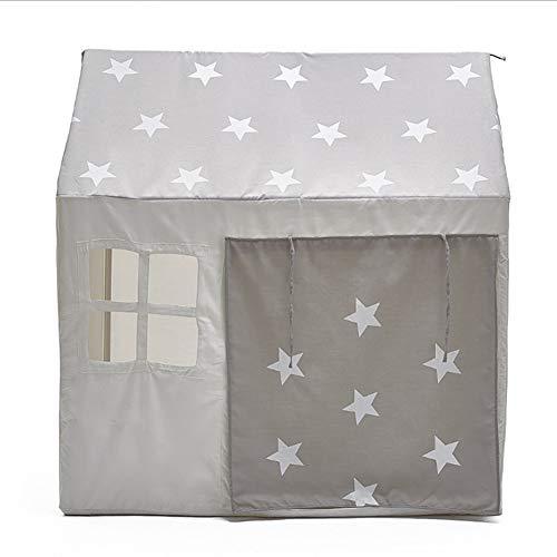 CSDY-Kinderzelt INS Stoffzelt, Camping Picknick Home Indoor Tragbares Zelt, Geeignet Für Kinder, Jungen, Mädchen Von 1-8 Jahren