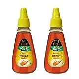 Zandu Pure Honey Squ-Easy (Buy 1 Get 1 Free), 800 g (400 g + 400 g)