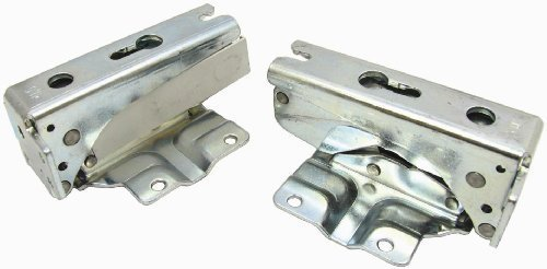 Bosch Kühlschrank Gefrierschrank Tür Scharniere 2Stück