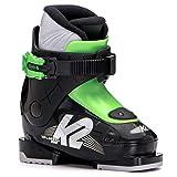 K2 Skis Kinder Xplorer 1 Skischuh, Mehrfarbig, 15,5