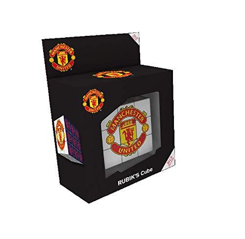 Paul Lamond Manchester United Rubik's Cube Puzzle