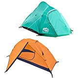 Best Backpacking Tents - Rakaia Designs 2 Person Camping & Backpacking Tent Review