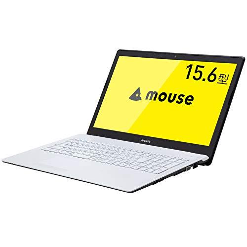 mouse 15.6型ノートパソコン Core i7-8550U 4コア1.80GHz/フルHD ノングレア液晶LEDバックライト/8GBメモリ...