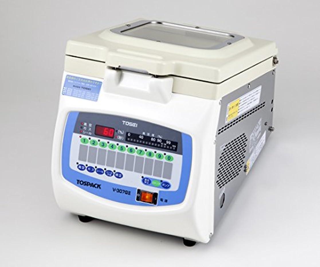 コンテンツ背の高い実行TOSEI1-8263-01液体?粉体専用卓上真空包装機V-307GⅡ