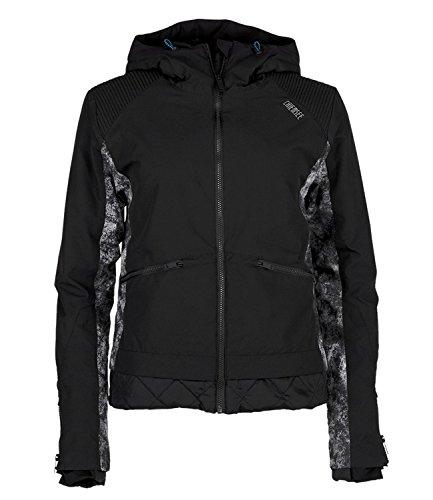Chiemsee Damen Ski Jacke Odyssa, Meteor, L