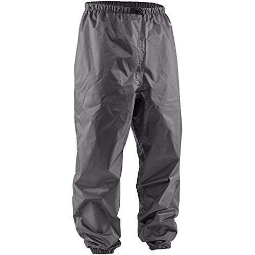 NRS Rio Paddling Pants-Charcoal-XL