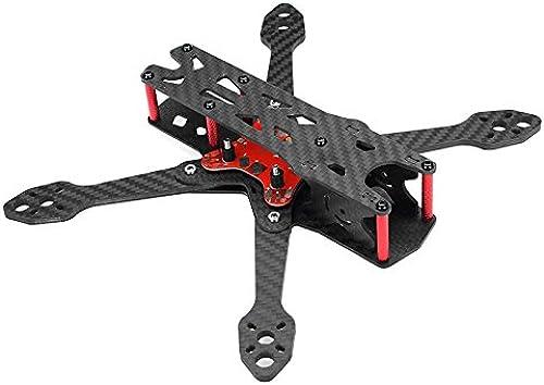 tomamos a los clientes como nuestro dios Desconocido Generic Realacc Real4 220mm 220mm 220mm Wheelbase 4mm Arm X Structure Frame Kit with PDB Board for RC Drone FPV Racing  artículos de promoción