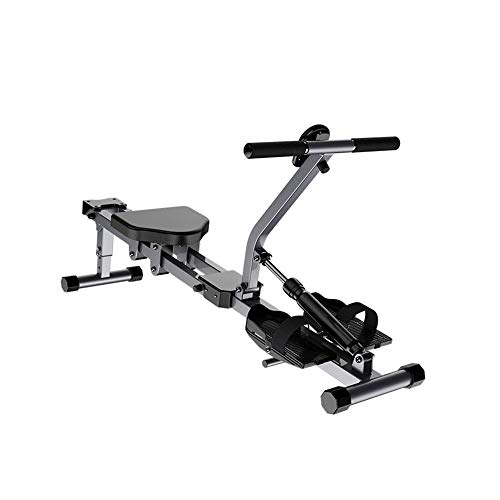 Pulley-R Rowing Machine Adjustable Home Rowing Machine, Male and Female Weight Loss Muscle Training Water...