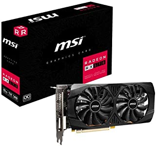 MSI Radeon RX 570 8GT OCV1 グラフィックスボード VD7300