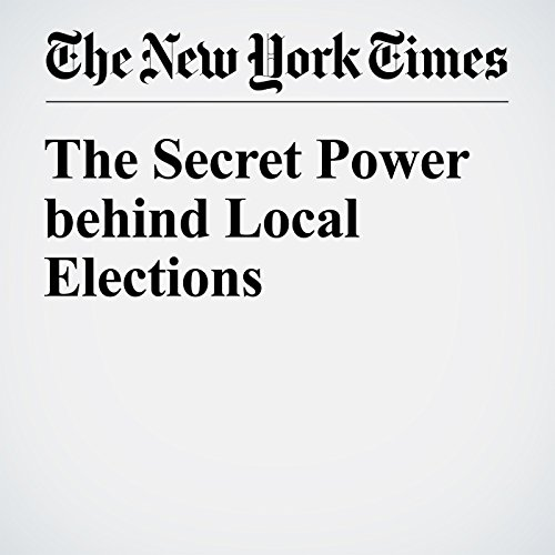 The Secret Power behind Local Elections                   By:                                                                                                                                 Chisun Lee,                                                                                        Lawrence Norden                               Narrated by:                                                                                                                                 Kristi Burns                      Length: 8 mins     Not rated yet     Overall 0.0