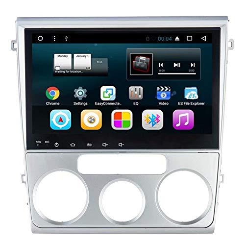 TOPNAVI 9 Pouces Android 7.1 Autoradio pour VW Lavida 2011 2012 2013 2014 2015 Stéréo GPS de Navigation avec 16 Go de ROM WiFi 3G RDS Lien Miroir FM AM BT Audio Vidéo