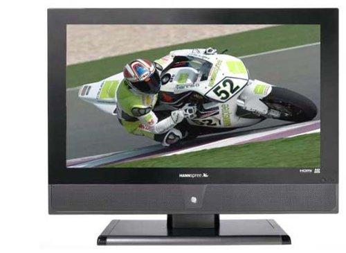 HANNSPREE Hanns G Xv 37 94 cm (37 Zoll) 16:9 HD-Ready LCD-Fernseher schwarz