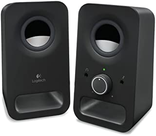 Logitech® Z150 Multimedia Speakers - Zwart