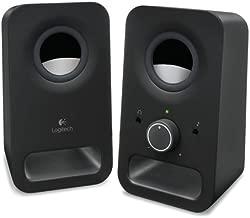 Logitech Z150 1+1 Speaker 6W, Siyah