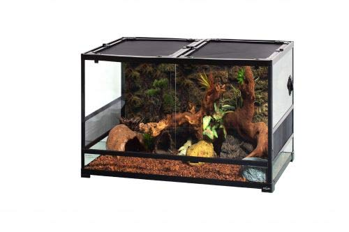 ReptiZoo Glas-Terrarium 120x60x45 cm, zerlegbar - verschickbar! RK0226 (ohne Inhalt)