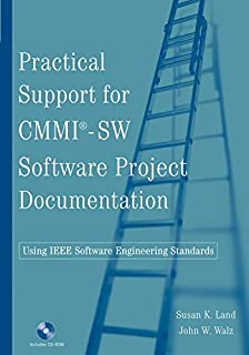 Practical Support for CMMI–SW Software Project Documentation Using IEEE Software Engineering Standards