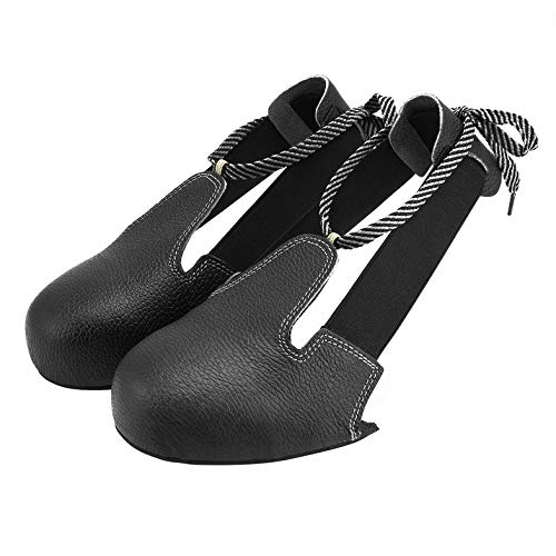 Appearanice Cubierta de Zapatos de Seguridad Unisex Antideslizante Antideslizante Universal con Punta de Acero
