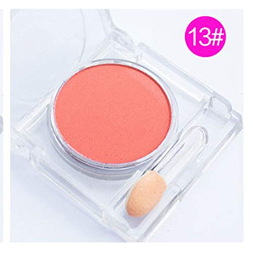 Wenwenzui-DE Blusher Palette Nude Makeup Rouge Puder Kosmetik Schlankes Koreanisches Make-up 13
