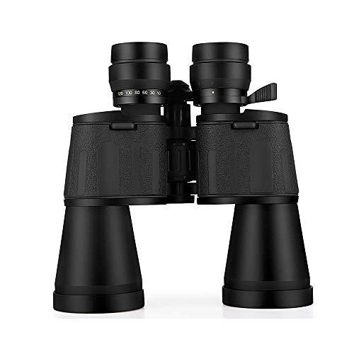 J-Love Zoom Prismáticos ópticos Telescopio Camping Gran Angular con Interfaz trípode