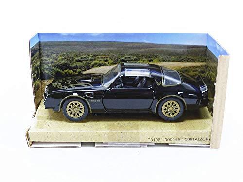 Jada Toys Hollywood Rides Smokey & The Bandit 1977 Pontiac Firebird 1: 32 Diecast Vehicle (31061)