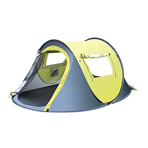 SMSJ-YJ Waterdichte Lichtgewicht Dome Tent Mesh Deuren en Ramen voor Camping Boot Type Tent Oxford Doek Zonwerende Uitgang Wandelen Rugzak Strand