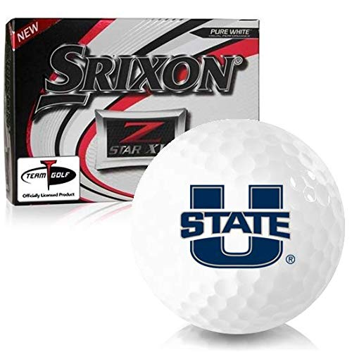 Check Out This Srixon Z Star XV Utah State Aggies Golf Balls