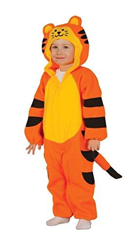 Costume de bébé tigre 6-12 mois