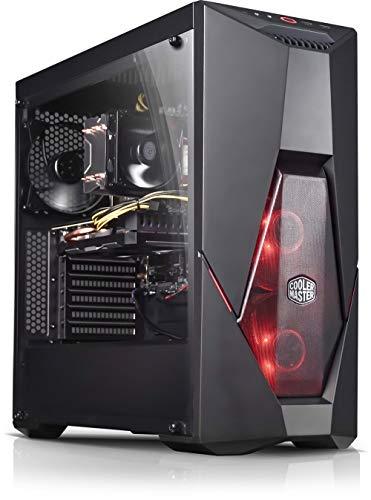 Kiebel Firestorm Gamer PC AMD Ryzen 5 2600 (6x3.4GHz), 16GB DDR4, Radeon RX5700 8GB, 1000GB, Gaming Computer [184137]