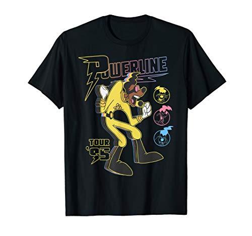 Disney A Goofy Movie Powerline Tour '95 T-Shirt