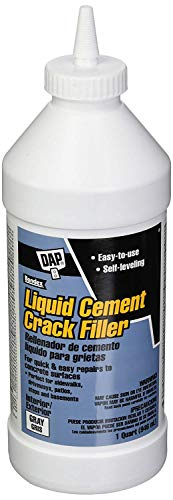 DAP 37584 Liquid Cement Crack Filler-Quart Bottle (2 Pack)
