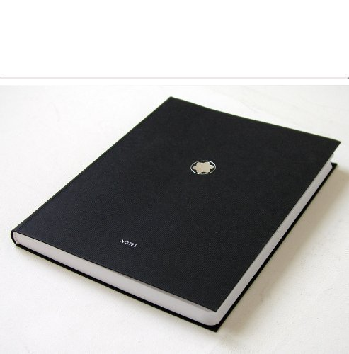 Mont Blanc 9596notizblaett libro Medio