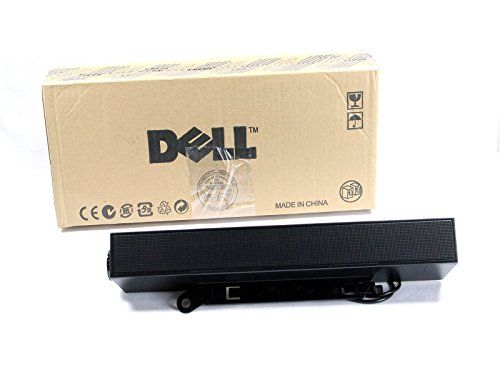 Dell AX510 Entry Flat Panel Stereo Soundbar 1908FP