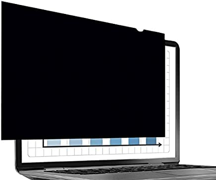 """Fellowes PrivaScreen Blackout Privacy Filter for 12.5"""" Widescreen Laptops (4813001)"""