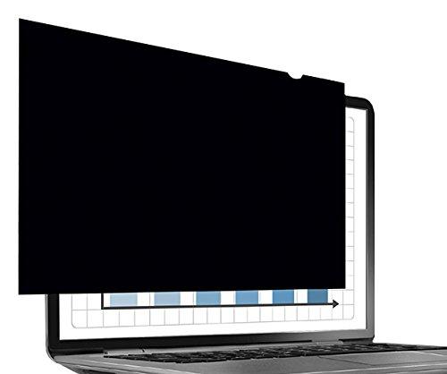 Fellowes PrivaScreen Filtro Privacy Antiriflesso e Protezione Schermo per Laptop da 17.3  con Rapporto 16:9 Widescreen, Quick Reveal Tabs per Rimuovere e Riposizionare Facilmente Il Tuo Filtro