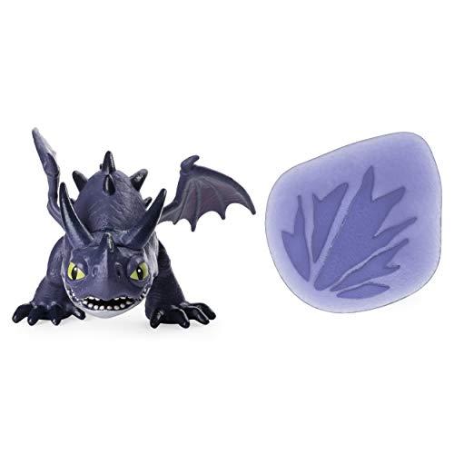 Entrenando A Tu Dragon como Entrenar a tu Dragón Mini Dragones Gutbuster Toy
