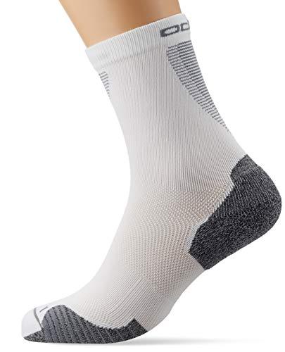 Odlo Socken Socks Crew Ceramicool, White, 42-44, 763740