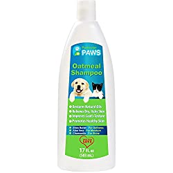 Particular Paws Oatmeal Shampoo for Dogs