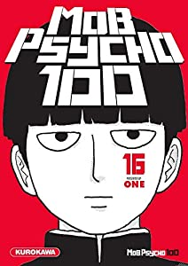 Mob Psycho 100 Edition simple Tome 16