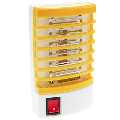 PrimeMatik AH08-VCES Enchufe lampara antimosquitos Mata Mosquitos Moscas Insecticida eléctrico (AH08)