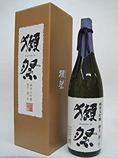 獺祭(だっさい) 純米大吟醸 磨き二割三分 獺祭専用紙箱入り 1800ml