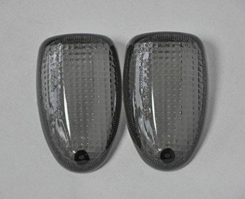 Affumicate segnale di girata indicatori lenti per R1100R R850R R1150Gs R1150R R1150Gs R1200C R1100S (Rear) 97-04 K1200Rs